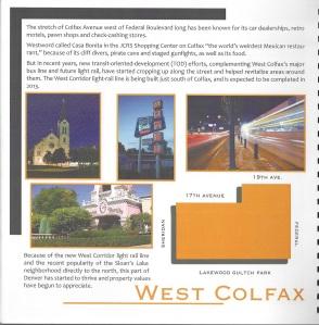 West Colfax