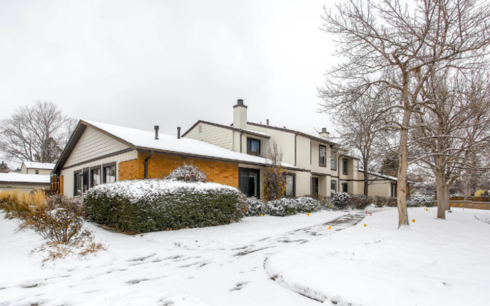 Winter House Denver